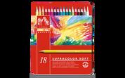 Caran D'ache - Supracolor Watersoluble Pencil set of 18