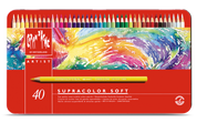 Caran D'ache - Supracolor Watersoluble Pencil set of 40