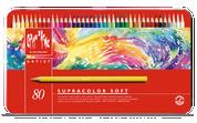 Caran D'ache - Supracolor Watersoluble Pencil set of 80