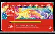 Caran D'ache - Supracolor Watersoluble Pencil set of 120