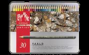 Caran D'ache - Pablo Water Resistant Colour Pencil Set of 30