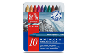 Caran D'ache - Neocolor II Water-soluble Pastel Set of 10