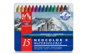 Caran D'ache - Neocolor II Water-soluble Pastel Set of 15