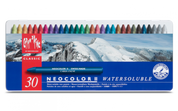 Caran D'ache - Neocolor II Water-soluble Pastel Set of 30