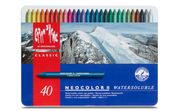 Caran D'ache - Neocolor II Water-soluble Pastel Set of 40