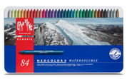 Caran D'ache - Neocolor II Water-soluble Pastel Set of 84