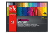 Caran D'ache - Neopastel Oil Pastel Set of 48