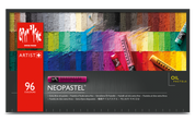 Caran D'ache - Neopastel Oil Pastel Set of 96