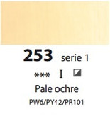 Sennelier Artists Oils - Pale Ochre S1