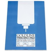 Goldline Professional Tracing Pad - 90gsm