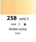 Sennelier Artists Oils - Amber Ochre S5