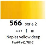 Sennelier Artists Oils - Naples Yellow Deep S2