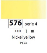 Sennelier Artists Oils - Nickel Yellow S4