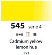 Sennelier Artists Oils - Cadmium Yellow Lemon Hue S4