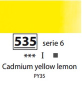 Sennelier Artists Oils - Cadmium Yellow Lemon S6