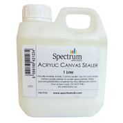 Spectrum - Clear Acrylic Canvas Sealer