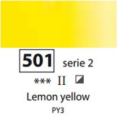 Sennelier Artists Oils - Lemon Yellow S2