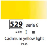 Sennelier Artists Oils - Cadmium Yellow Light S6