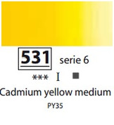 Sennelier Artists Oils - Cadmium Yellow Medium S6