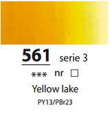 Sennelier Artists Oils - Yellow Lake S3