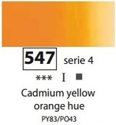 Sennelier Artists Oils - Cadmium Yellow Orange Hue S4