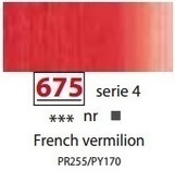 Sennelier Artists Oils - French Vermilion S4