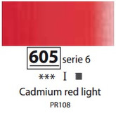 Sennelier Artists Oils - Cadmium Red Light S6