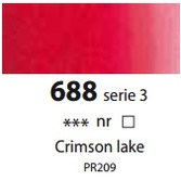 Sennelier Artists Oils - Crimson Lake S3