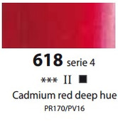 Sennelier Artists Oils - Cadmium Red Deep Hue S4
