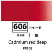 Sennelier Artists Oils - Cadmium Red Deep S6