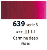 Sennelier Artists Oils - Carmine Deep S3