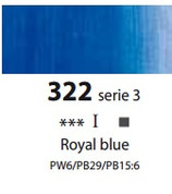 Sennelier Artists Oils - Royal Blue S3