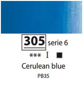Sennelier Artists Oils - Cerulean Blue S6