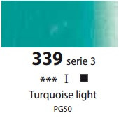 Sennelier Artists Oils - Turquoise Light S3