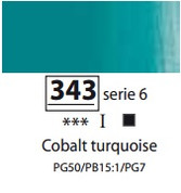 Sennelier Artists Oils - Cobalt Turquoise S6