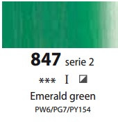 Sennelier Artists Oils - Emerald Green S2