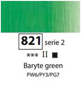 Sennelier Artists Oils - Baryte Green  S2