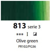 Sennelier Artists Oils - Olive Green S3