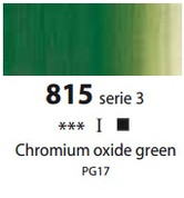 Sennelier Artists Oils - Chromium Oxide Green S3
