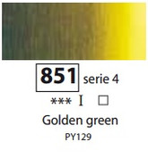 Sennelier Artists Oils - Golden Green S4