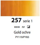 Sennelier Artists Oils - Gold Ochre S1
