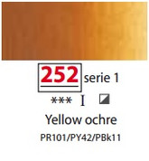 Sennelier Artists Oils - Yellow Ochre S1