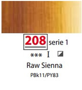 Sennelier Artists Oils - Raw Sienna S1