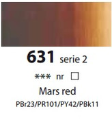 Sennelier Artists Oils - Mars Red S2