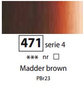Sennelier Artists Oils - Madder Brown S4