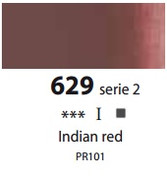 Sennelier Artists Oils - Indian Red S2