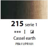 Sennelier Artists Oils - Cassel Earth S1