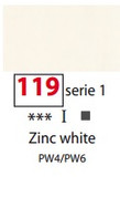 Sennelier Artists Oils - Zinc White S1
