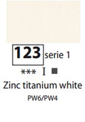 Sennelier Artists Oils - Zinc Titanium White S1