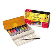 Sennelier Watercolour Travel Box - 8 x 10ml Tubes
